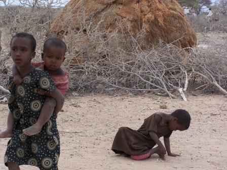 زندگی پناهندگان سومالیایی در محاصره خشکسالی و جنگ