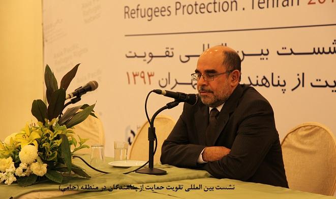 سفیر جمهوری اسلامی افغانستان در ایران: