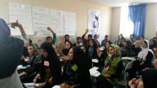 برگزاری طرح تقویت خانواده سالم و پیشگیری از خشونت های خانگی در کرمان و قم
