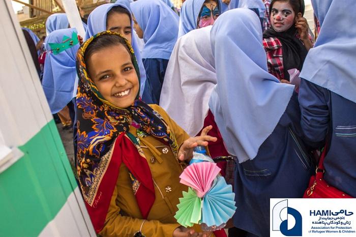 دنیای بدون تبعیض برای همه کودکان