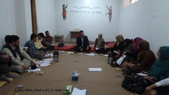 نشست دوستانه با نهادهای جامعه مدنی در افغانستان