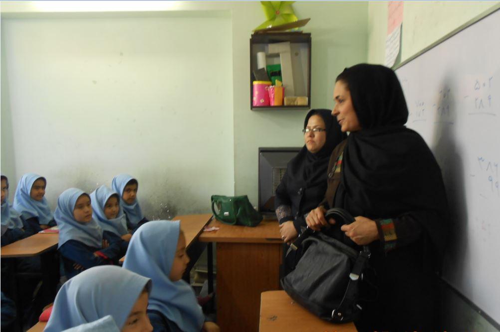 مسئول امور زنان استانداری هرات از مرکز حامی در مشهد دیدار کرد