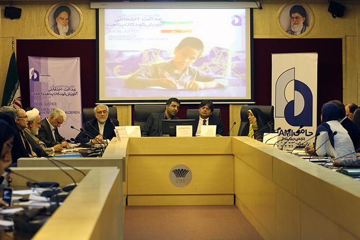تشکیل یک هیأت پنج نفره متشکل از نمایندگان سازمان های دولتی و غیر دولتی جهت پیگیری اجرایی شدن طرح آموزش رایگان برای کودکان مهاجر