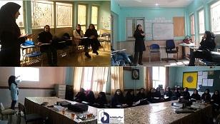 برگزاری کارگاه آموزشی حقوق کودک برای آموزگاران مراکز آموزشی حامی