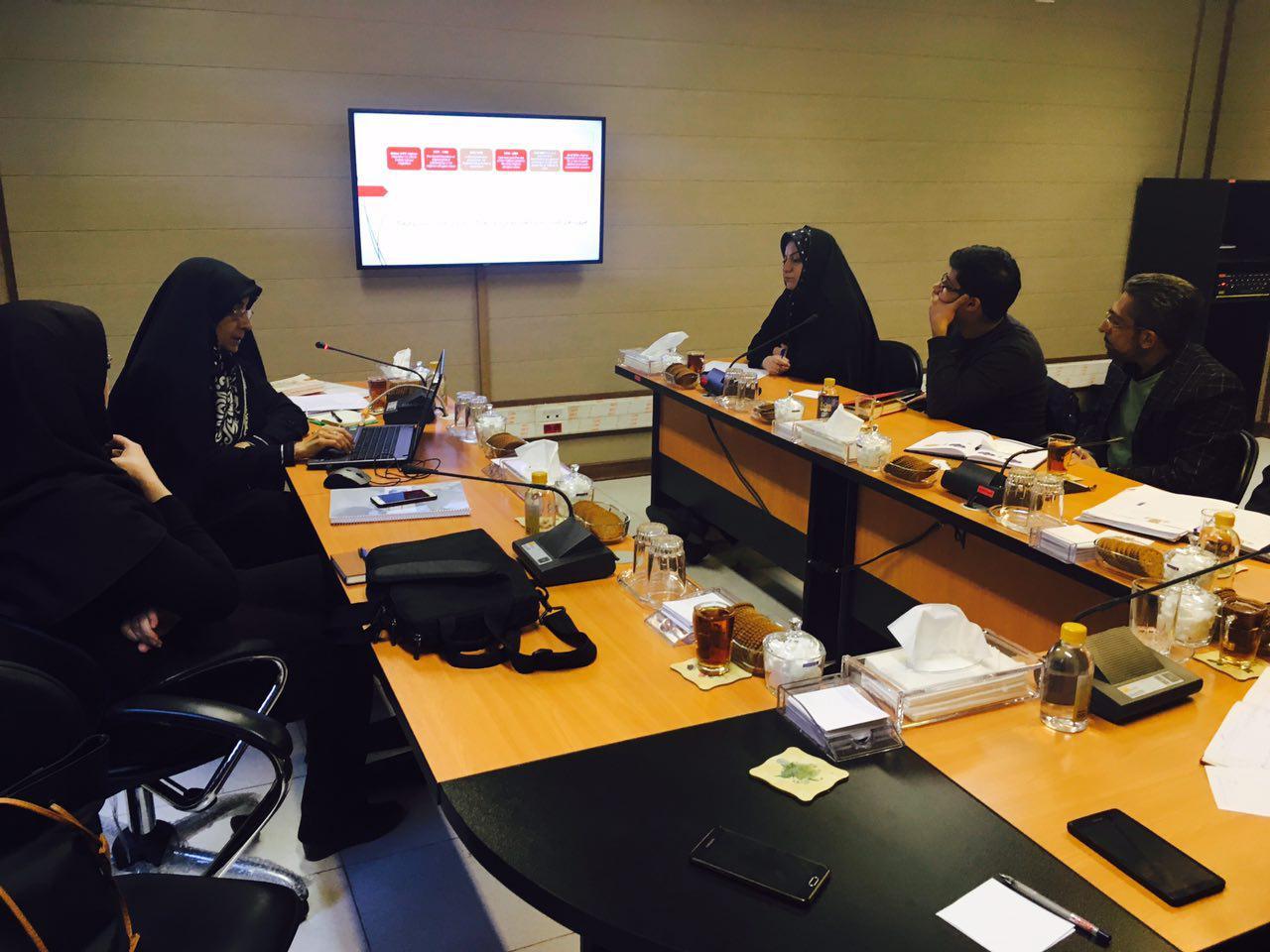 جلسه تخصصی انجمن حامی با مرکز پژوهش های مجلس شورای اسلامی در خصوص «بی تابعیتی»