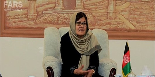 وزیر امور زنان افغانستان : زنان افغانستانی در فضای مهاجرت در ایران بخوبی رشد کردهاند