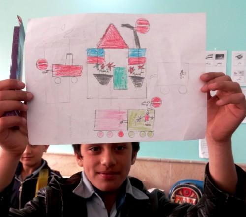 نوروز در نگاه کودکان مهاجر افغانستان