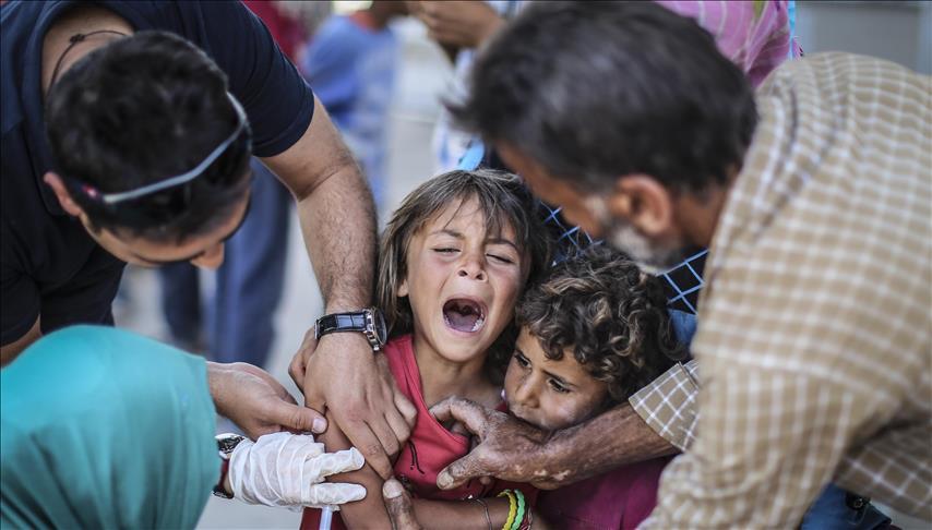 سال ۲۰۱۷ مرگبارترین سال برای کودکان سوری