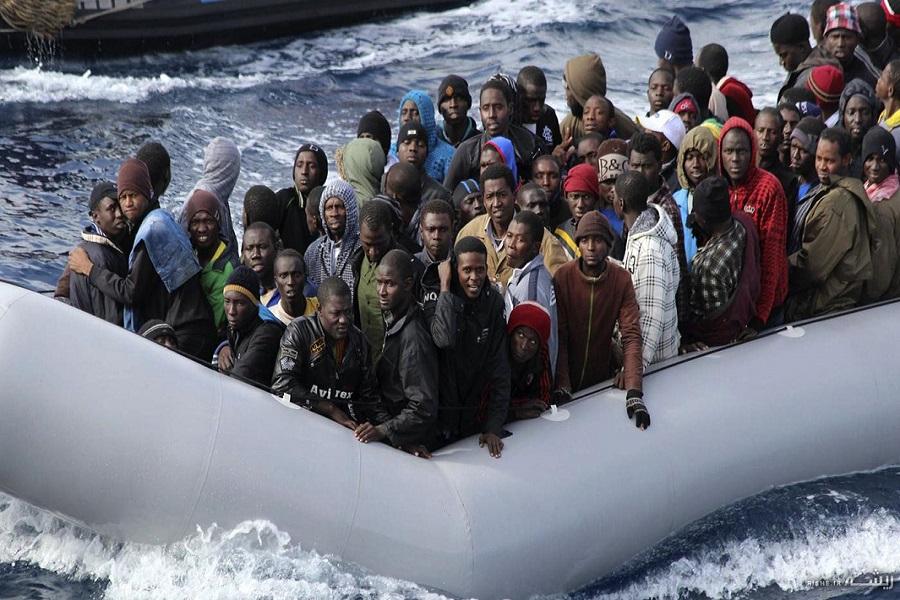 غرق شدن ۱۰۰ لیبیایی درمسیر مهاجرت