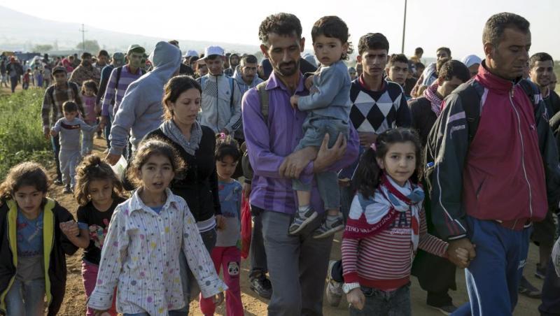 مهاجران در اروپا