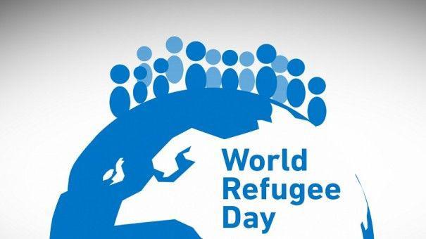 روز جهانی پناهنده حامی